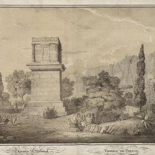 La tomba di Terone ad agrigento