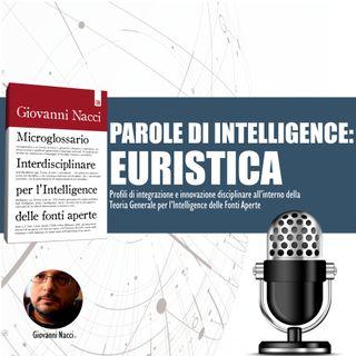 Parole di Intelligence: EURISTICA