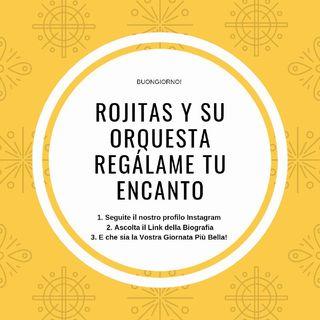 "Buongiorno e Buon Mercoledì con Rojitas Y Su Orquesta: ""Regálame tu encanto"" Salsa Cubana | 1995 | Episodio 1055"