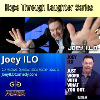 Joey ILO Hope Through Laughter