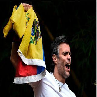 Tribunal de Venezuela ordena captura de López