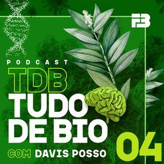 TDB Tudo de Bio 004 - Por que as minhocas são importantes para a humanidade?