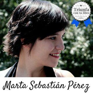 La Asociación de Escritores Independientes con Marta Sebastián