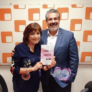 """El Dr. Gerardo Castorena nos presenta: """"El libro del Cáncer de Mama. Más allá del diagnóstico""""."""
