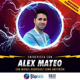 De SEO a Entrepreneur con Alex Mateo 🚀