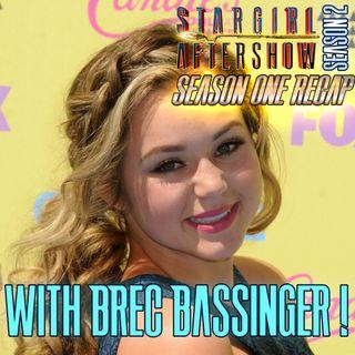Stargirl S2 Preshow - Brec Recaps S1 with Us!