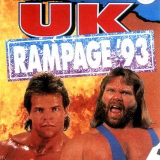 ENTHUSIASTIC REVIEWS #224: WWF UK Rampage 1993 Watch-Along
