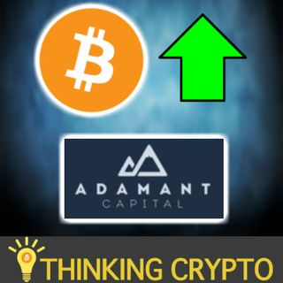 BITCOIN IN HEAVY ACCUMULATION Adamant Captial - ING Bitcoin Bulletproofs - British Virgin Islands Crypto Emergency Fund