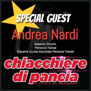Episodio Speciale con Andrea Nardi - Maestro Shaolin