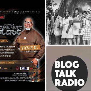 (Episode 18) - Stevie B's A Cappella Gospel Music Blast