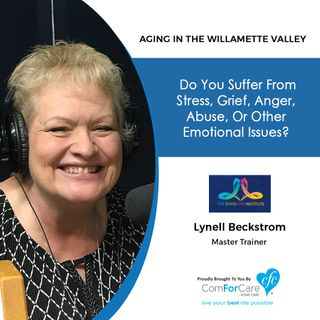 4/2/19: Lynell Beckstrom with the Rapid Eye Institute | Do you suffer from stress, grief, anger, abuse, or other emotional issues?