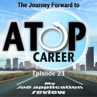 23 - My Job application review