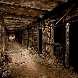 72.2. El aterrador sanatorio de la Marina