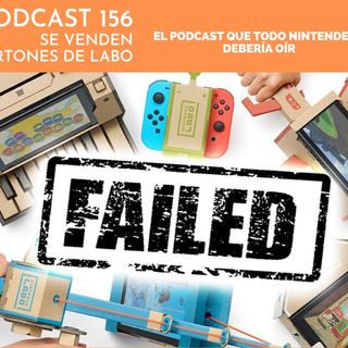 Podcast 156 - Se venden cartones de LABO