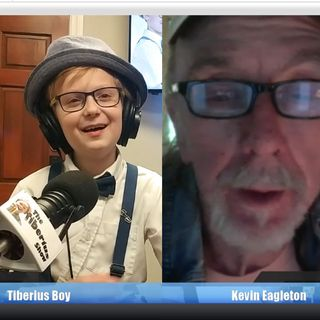 The Tiberius Show EP 136 Kevin Eagleton