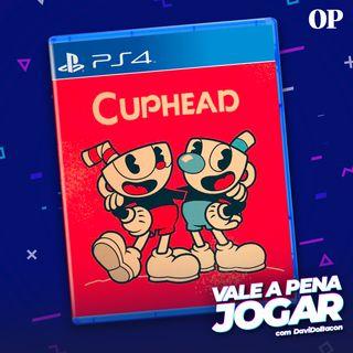 #50 - Vale a pena jogar Cuphead no PS4?