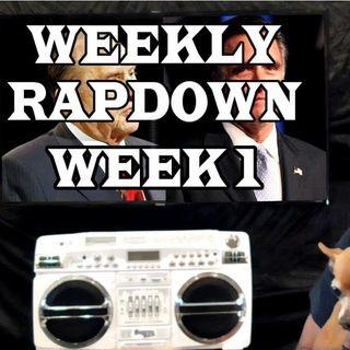 Weekly Rapdown by Supreme BARs