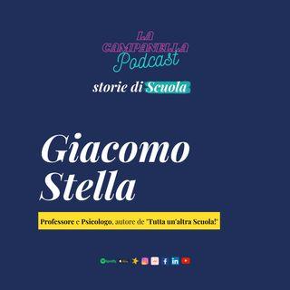 La Scuola raccontata da Giacomo Stella