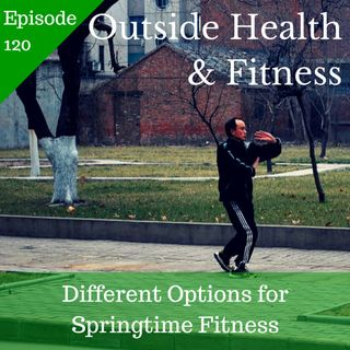 Different Options for Springtime Fitness