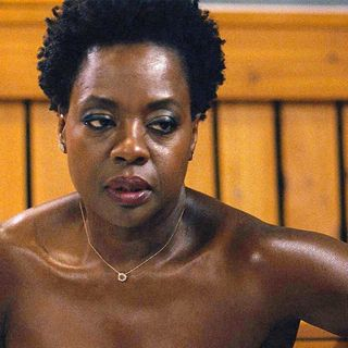 Viola Davis Hits the Jackpot in Widows Movie