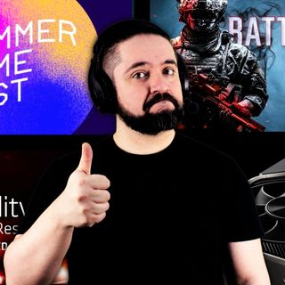 BATTLEFIELD 6 UFFICIALE | SUMMER GAME FEST | LE NUOVE RTX | GROSSE NOVITÁ AMD  ▶ #KristalNews #4