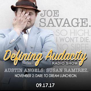 Episode 107: Joe Savage & Austin Angels