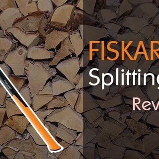 Fiskars X27 Review |It's a Super Splitting Axe