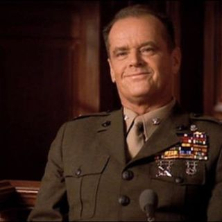 A Few Good Men: You can't handle the truth!