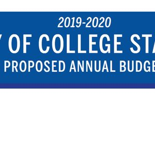 College Station city council starts reviewing the FY 2020 budget