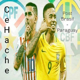 Episodio 5 - Post Brasil - Paraguay #CopaAmerica