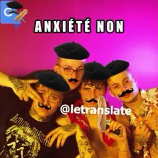 Fsk - Ansia No (In Francese)