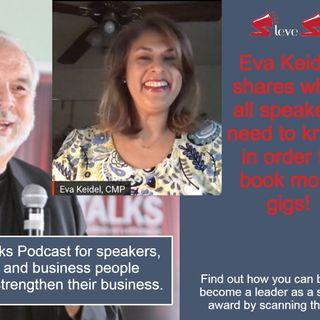 Eva Keidel Meeting planner extraordinaire podcast