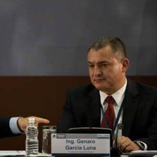 Detienen en Texas a Genaro García Luna
