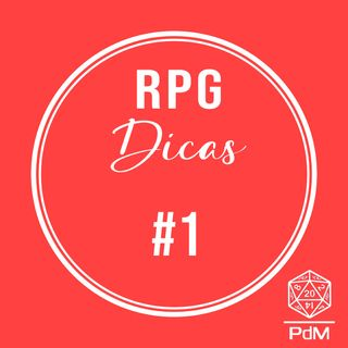 RPG Dicas #1 - PdM Coringa