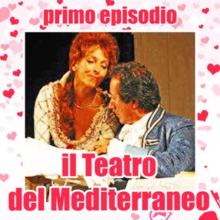 01 - Il Teatro del Mediterraneo - Pierluigi Cominotto & Katia Restori