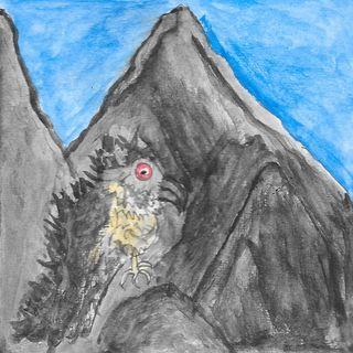 Gipeto l'avvoltoio barbuto