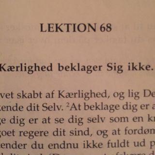 Lektion 68