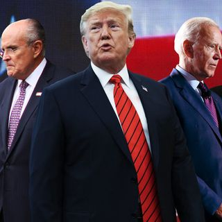 Episode 798   Trump Impeachment   Debunking Burisma   Attack on Bernie Makes Him Look Better   New Polls