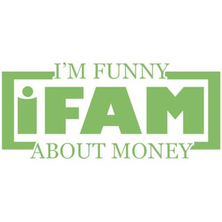 I'm Funny About Money - Live Life Cheap (Maybe)