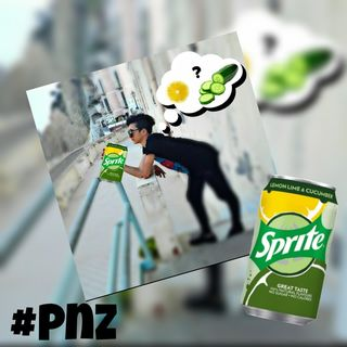 #pnz That moment when scopri NEW gusto of SPRITE