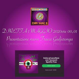 Live Johnny Spaziale 1 Maggio 2020