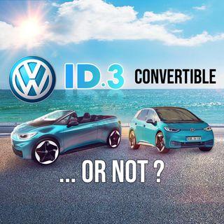 Volkswagen ID3 Convertible | Warren Redlich
