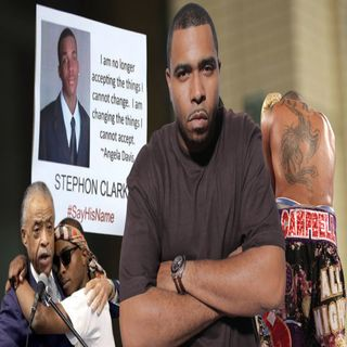 Dont Let Stephon Clark Die Twice - Celebs Speak Out