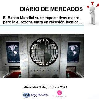 DIARIO DE MERCADOS Miércoles 9 Junio