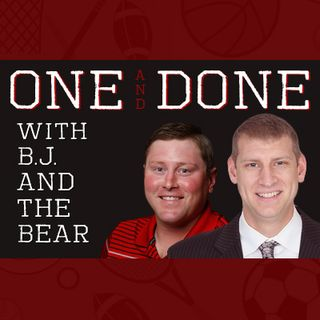 """One and Done"" with B.J. and the Bear 05/18/18 - Full Show"