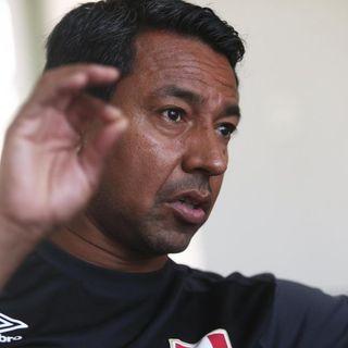 Gol Gol Gol: Nolberto Solano no descarta ser el nuevo DT de la selección, si Oblitas se lo propone