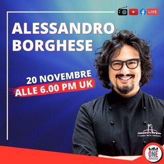In cucina con lo chef Alessandro Borghese