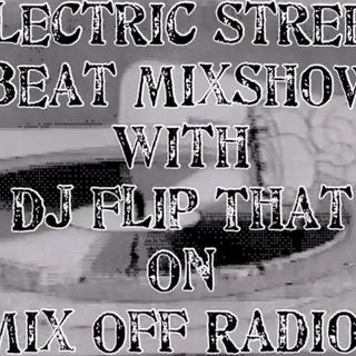 Electric Street Beat MixShow 9/2/19 (Live DJ Mix)