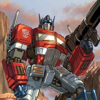 Hero Heads Podcast - Optimus Prime