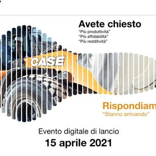 Ascolta la news: Il 15 aprile Case Construction Equipment svela in anteprima europea la nuova pala gommata Serie G Evolution. L'evento onlin